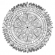 mandala to color adult difficult (14)