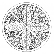 mandala to color adult difficult (31)
