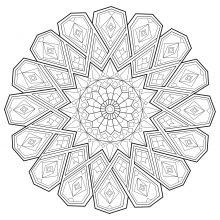 mandala zen antistress 1