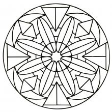 Mandalas to print (10)