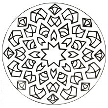 Mandalas to print (19)