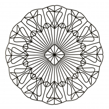 Mandalas to print (2)