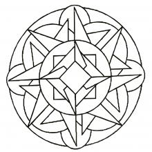 Mandalas to print (25)