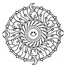 Mandalas to print (28)