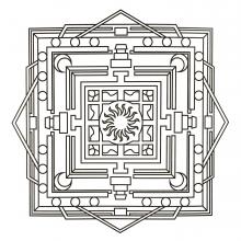 Mandalas to print (3)