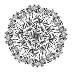 Hypnotic Mandala (complex)
