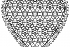 Mandala to color adult difficult (7)