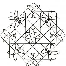 mandala-to-download-easy free to print