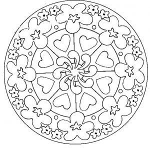 """Little flowers"" Mandala"