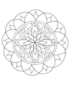 Great looking Mandala
