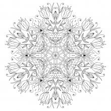 An-elegant-drawing free to print