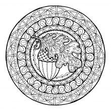 Mandala-drawing-by-Juliasnegireva free to print