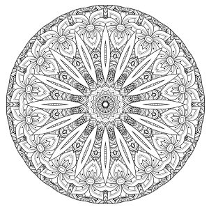 High quality Mandala