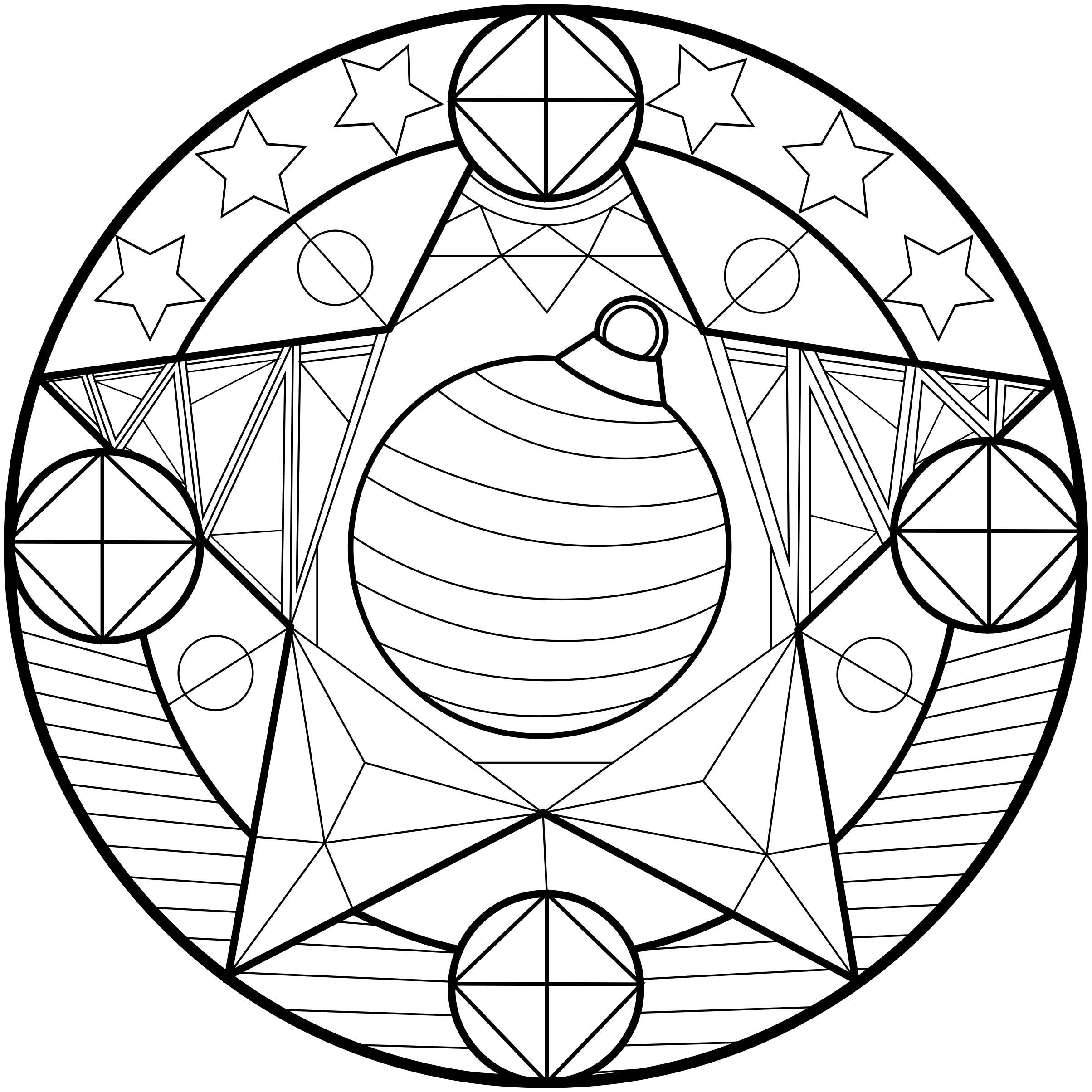 Exclusive Zen & Anti-stress Mandala. Mandala designs increase self-esteem and stimulate aesthetic sense.