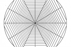Mandala to color patterns geometric (14)