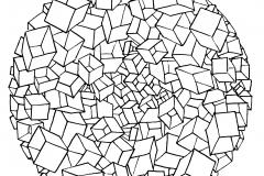 Mandala to color patterns geometric (15)