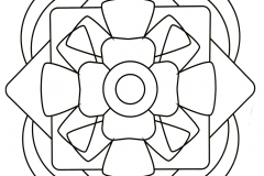 Mandalas geometric to print (8)