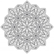 Mandala (Normal difficulty)
