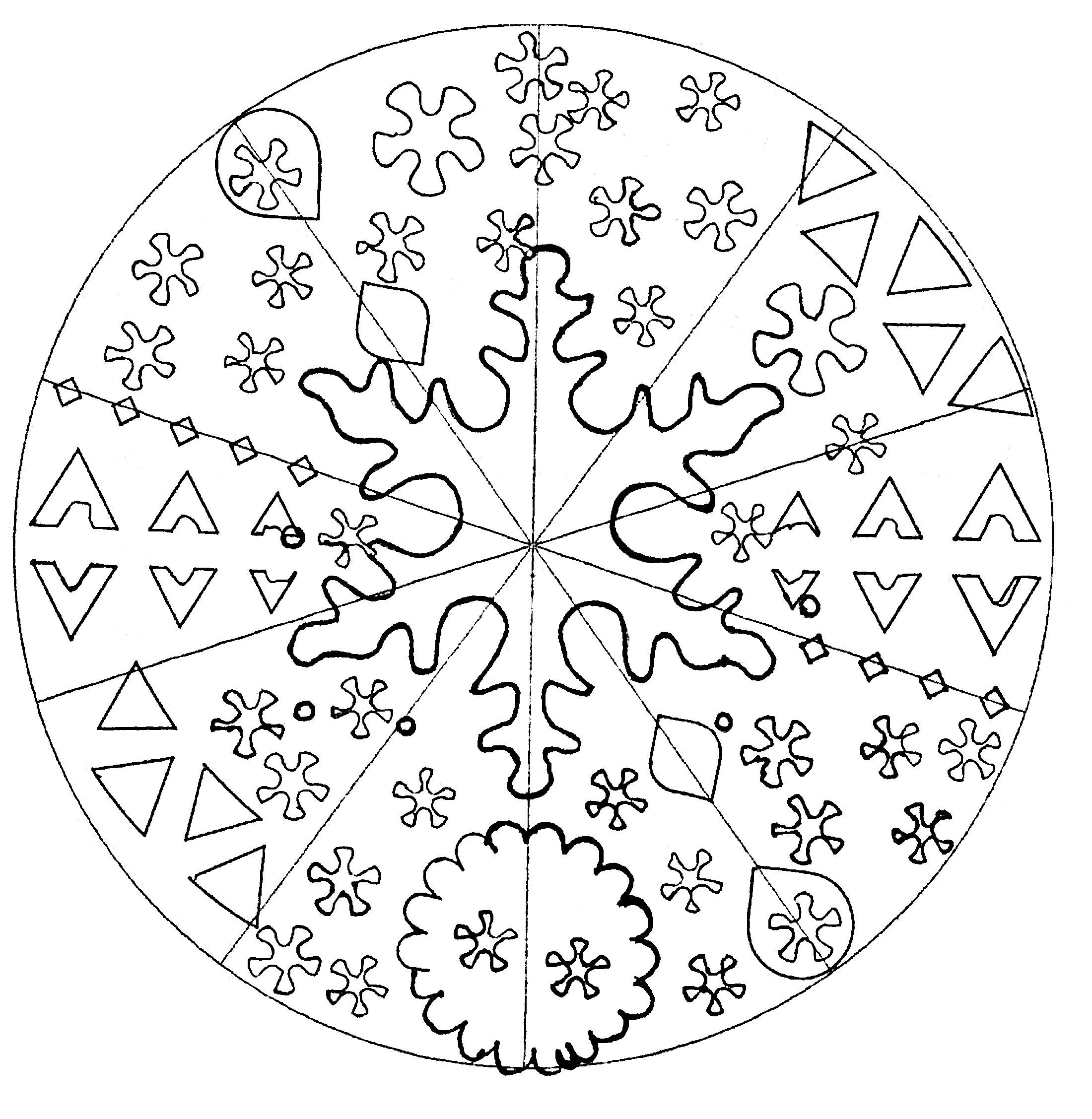 Easy Mandala Simple Mandalas 100 Mandalas Zen Anti Stress