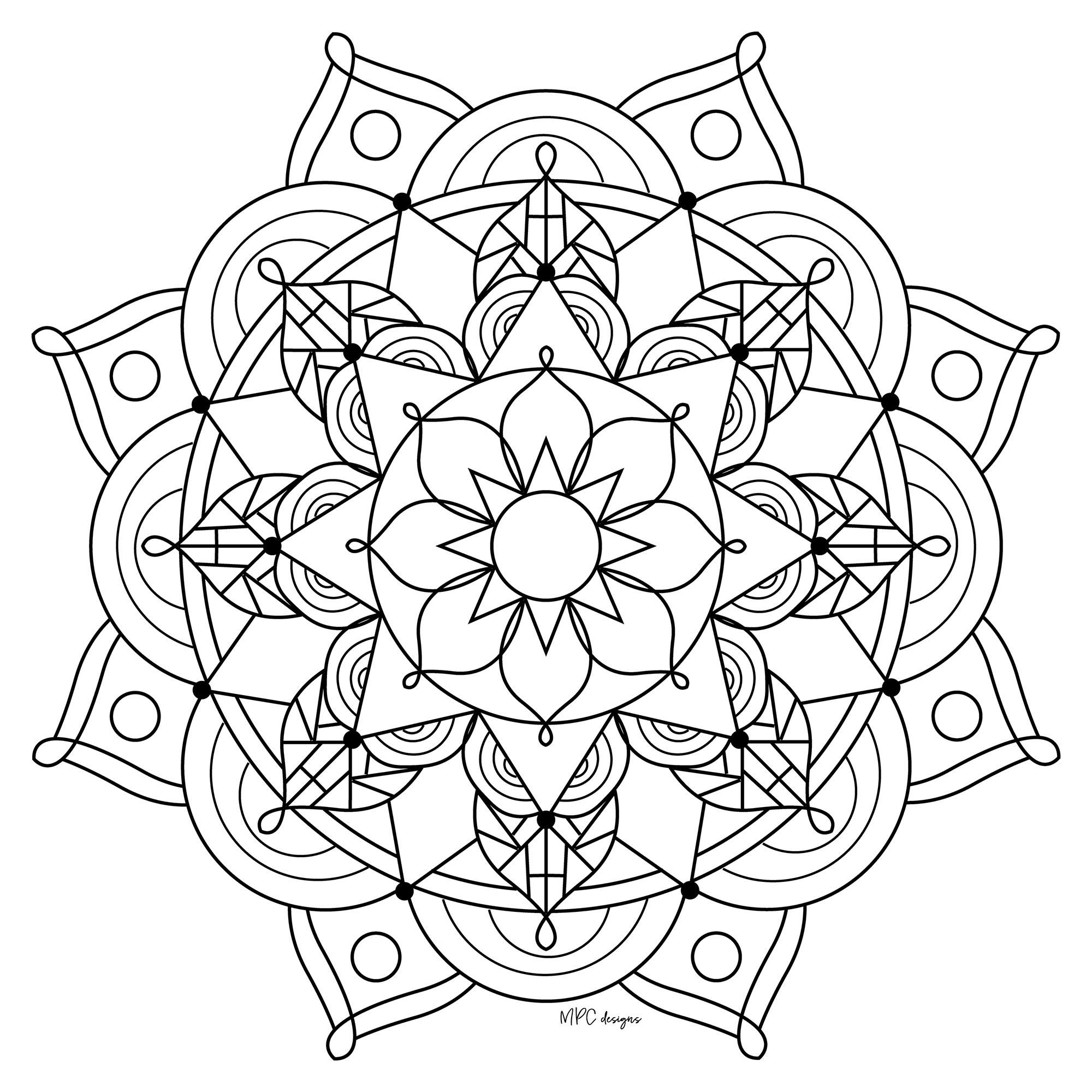 Nouveau Image Zen A Imprimer Gratuit