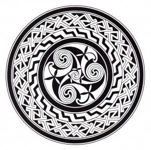 Celtic Mandala   12