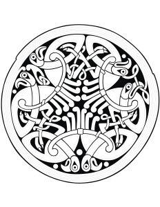 Celtic Mandala   19