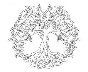 Celtic Mandala   22