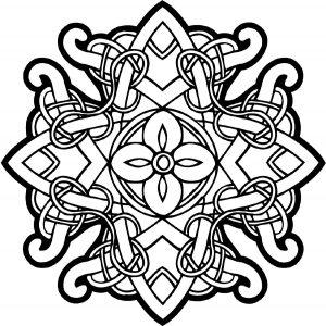 Celtic Mandala   23