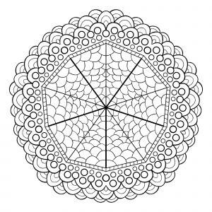 Circles Mandala