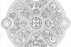 Mandala to color free to print (19)