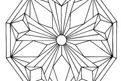 Mandala to color free to print (2)