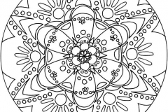 Mandala to color free to print (20)