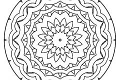 Mandala to color free to print (5)
