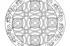 Mandala to color free to print (9)