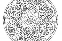 Mandala domandalas simple patterns - Simple Mandalas - 100% Mandalas