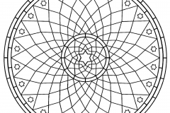 mandala-to-download-rosace