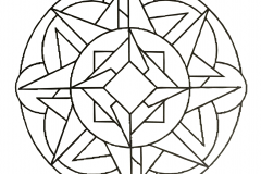Mandalas to print free (1)