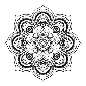 Mandala tatoo idea inspiration 2