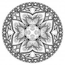 coloring-mandala-complex-by-karakotsya (2) free to print