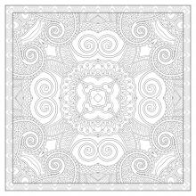 Very Difficult Mandalas For Adults 100 Mandalas Zen