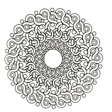Mandala to download free