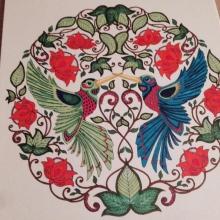 colored-mandala-by-Aurelie free to print