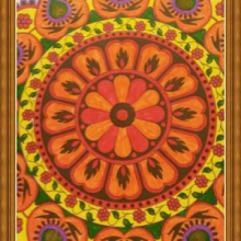 colored-mandala-by-Nicole free to print