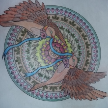 colored-mandala-by-Simone free to print