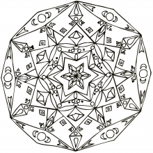mandala-to-download-stars-of-the-world free to print
