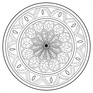 Harmonious Mandala