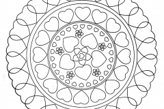 mandala to color zen relax free (26)
