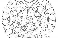Space Mandala Zen Anti Stress Mandalas 100 Mandalas Zen Anti Stress